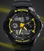 New SHOCK dual display sports waterproof watch electronic G LED DIGITAL watches Fashion army military watches men Casual Watches
