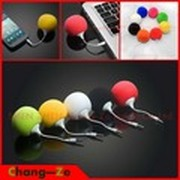 New Hot! Wholesale mini balloon speaker. 3.5mm interface, mobile phones, computer speakers. speakers for iPhone