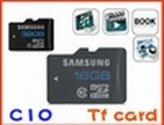 New 16G 32GB 64GB Memory cards  class 10 Micro SD Card Flash Memory TF Card  free  Adapter Free shipping