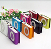 MOQ:1PC Sport Clip Mini MP3 Music Player/Players(Only mp3)
