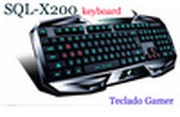 Wholesale for Brazil brand teclado gamer laptops & desktops suporte notbook USB gaming keyboard for lg smart tv LOL CF DOTA 2