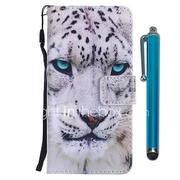 Case For Huawei P20 lite / Huawei P smart Wallet / Card Holder / with Stand Full Body Cases Animal Hard PU Leather for Huawei P20 / Huawei P20 lite / P10 Lite
