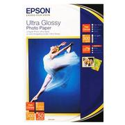 Epson Ultra Glossy Photo Paper 4x6in 50 Sheets [s041943]