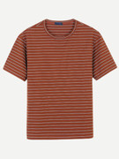 Men Stripe Tee