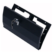 Tuffy Security Products Security Glove Box - Black
