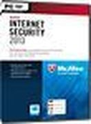 McAfee Internet Security (3 PC)