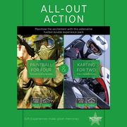 Activity Superstore - All-Out Action Gift Experience