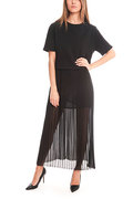 EACH x OTHER Long Pleats Dress