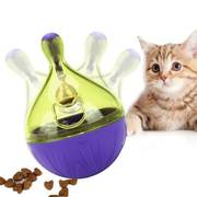 MiNi Funny Pet Toy Leakage Feeder Food Container Pets